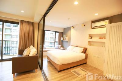 ขายคอนโดชะอำ เพชรบุรี : ขาย คอนโด 1 ห้องนอน ในโครงการ เรน ชะอำ U668668