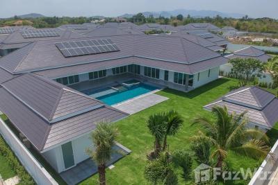 For SaleHouseCha-am Phetchaburi : 5 Bedroom Villa for sale at The Clouds Hua Hin  U645932