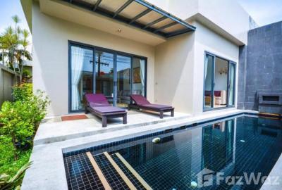 ขายบ้านภูเก็ต ป่าตอง : ขาย วิลล่า 1 ห้องนอน ในโครงการ Seastone Pool Villas U689180