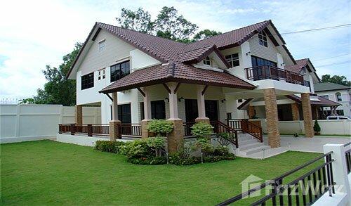 เช่าบ้านพัทยา บางแสน ชลบุรี : บ้านเดี่ยวให้เช่า 3 ห้องนอน ในโครงการ เซนทรัล พาร์ค 5 วิลเลจ U402503