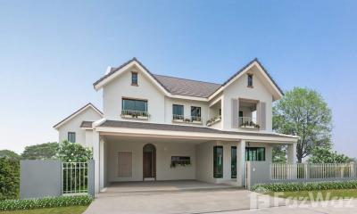 ขายบ้านเชียงใหม่ : ขาย บ้านเดี่ยว 5 ห้องนอน ในโครงการ เกรซแลนด์ U885368