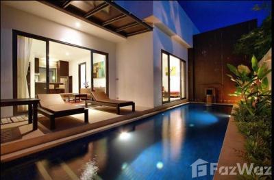 ขายบ้านภูเก็ต ป่าตอง : ขาย วิลล่า 1 ห้องนอน ในโครงการ Seastone Pool Villas U689182