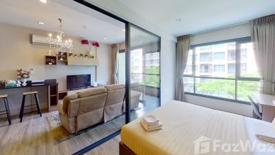 ขายคอนโดชะอำ เพชรบุรี : ขาย คอนโด 1 ห้องนอน ในโครงการ เรน ชะอำ U671030