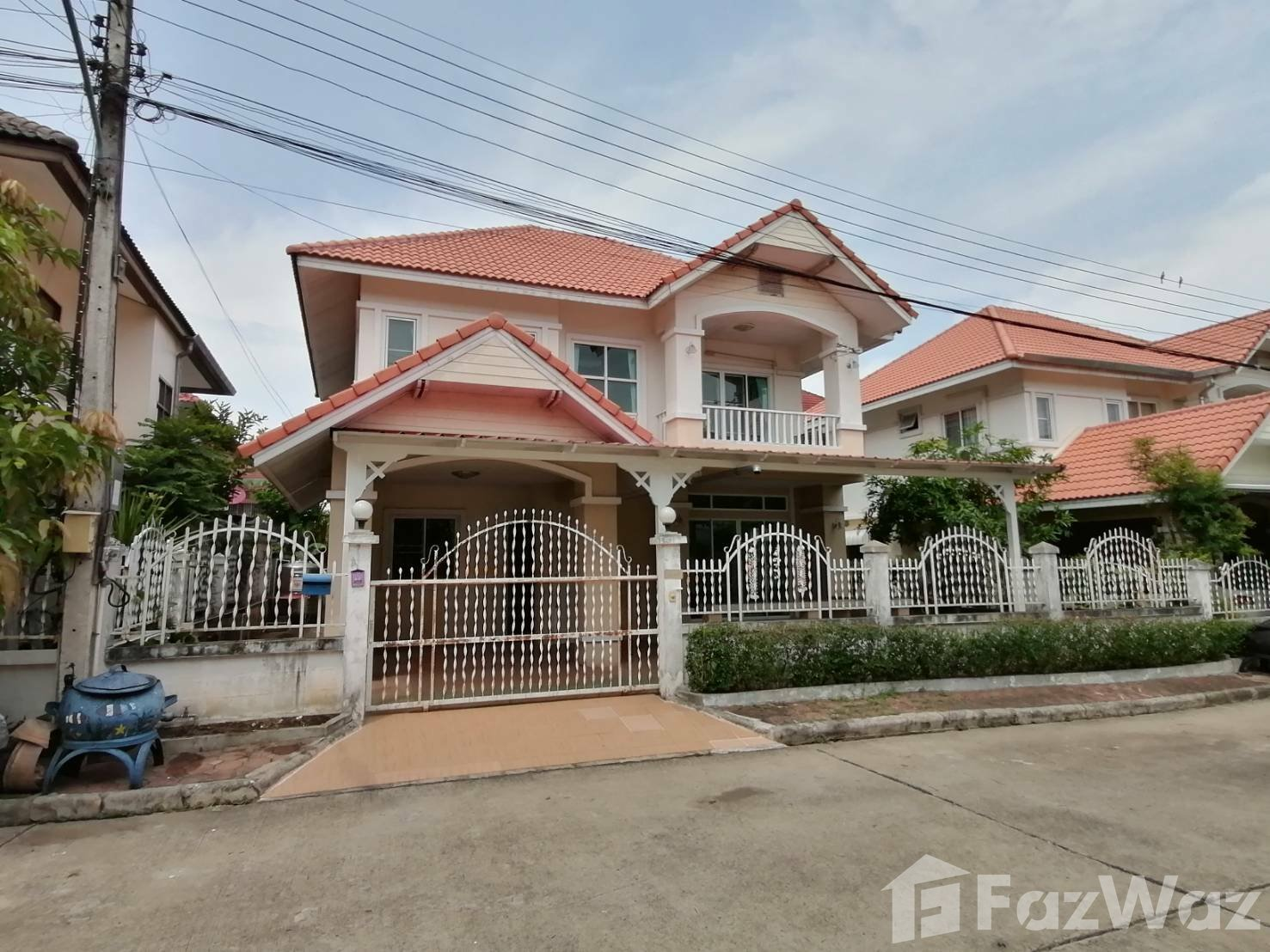 For SaleHouseChiang Mai : 3 Bedroom House for sale at Koolpunt Ville 7  U984400