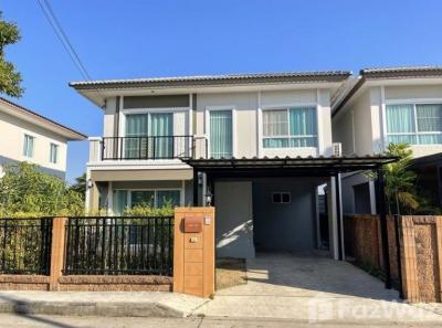 ขายบ้านเชียงใหม่ : ขาย บ้านเดี่ยว 3 ห้องนอน ในโครงการ ภัสสร ไพรด์ มหิดล-เจริญเมือง จ.เชียงใหม่ U671592