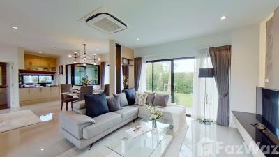 ขายบ้านเชียงใหม่ : ขาย บ้านเดี่ยว 3 ห้องนอน ในโครงการ เพลินจิต คอลลิน่า U629982