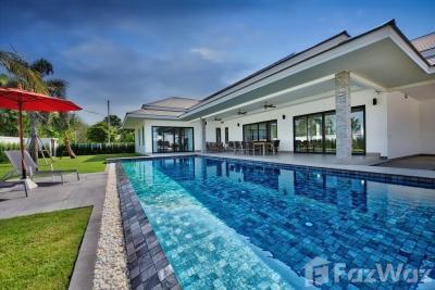 For SaleHouseCha-am Phetchaburi : 3 Bedroom Villa for sale at The Clouds Hua Hin  U74607