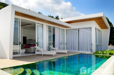 For SaleHouseSamui, Surat Thani : 2 Bedroom Villa for sale at Panoramic Villa  U24872