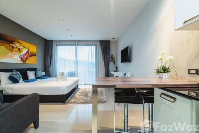 For SaleCondoPhuket, Patong : Studio Condo for sale at The Emerald Terrace  U690354