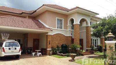 ขายบ้านเชียงใหม่ : ขาย บ้านเดี่ยว 4 ห้องนอน ในโครงการ โฮม อิน พาร์ค U85759