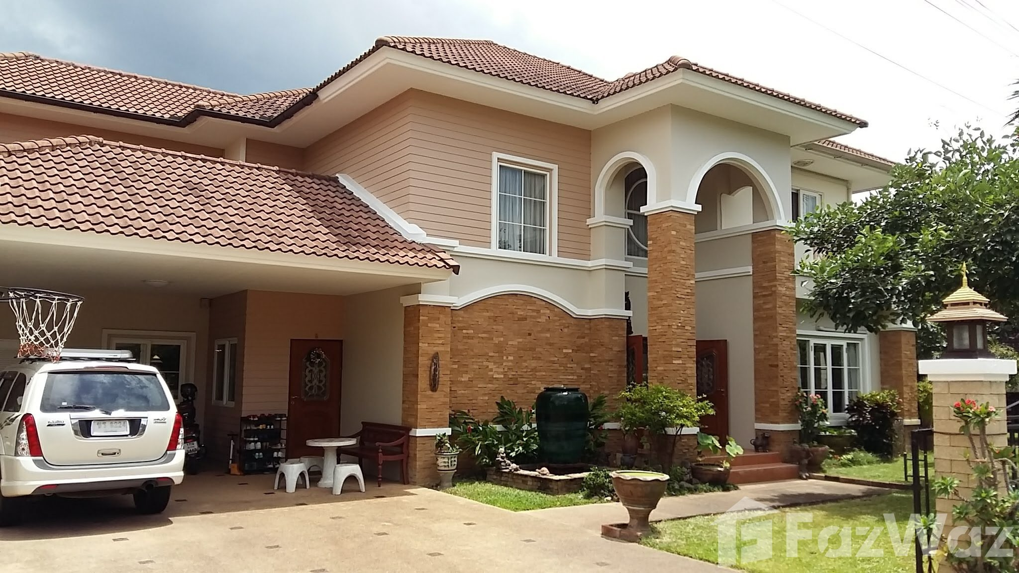 For SaleHouseChiang Mai : 4 Bedroom House for sale at Home In Park  U85759