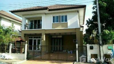 For SaleHouseMahachai Samut Sakhon : 3 Bedroom House for sale at Sertsiri  U659906
