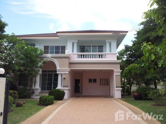 เช่าบ้านขอนแก่น : บ้านเดี่ยวให้เช่า 4 ห้องนอน ในโครงการ Chonlada Khon Kaen U71366