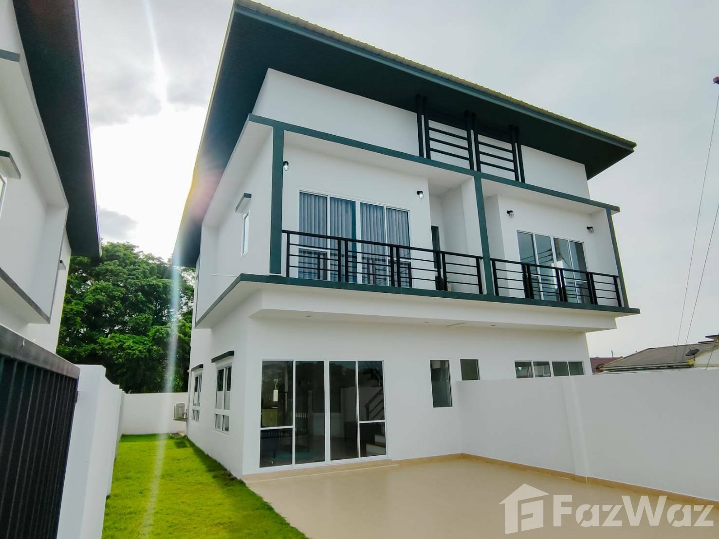For SaleTownhousePattani : 3 Bedroom Townhouse for sale at Yensabaidee Townhome  U662066