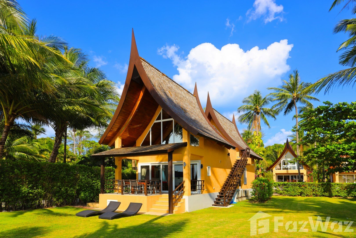 เช่าบ้านตราด : บ้านเดี่ยวให้เช่า 3 ห้องนอน ในโครงการ Siam Royal View Koh Chang U641304