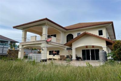 ขายบ้านพัทยา บางแสน ชลบุรี : ขายบ้านเดี่ยว 2ชั้น มาบประชัน 5นอน 415 ตรม. - 920391001-92