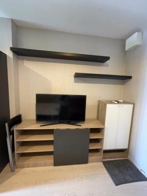 For RentCondoSamrong, Samut Prakan : deo s115 for rent, room 26 sq.m., 24th floor, near BTS Pu Chao Saming Phrai
