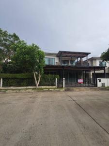 For SaleHouseNawamin, Ramindra : Selling at a loss!!! Detached House The Centro Watcharaphon-Sukhapiban 5, very cheap (The Centro Watcharaphon)