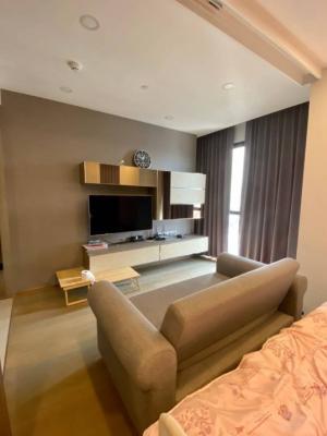 For SaleCondoSiam Paragon ,Chulalongkorn,Samyan : 🔥🔥Last room🔥🔥 Ashton Chula-Silom 1 bedroom 33 sq m. Price only 6,900,000* Call 089-1676755