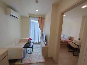 เช่าคอนโดรัชดา ห้วยขวาง : Maestro 03 Ratchada - Rama 9 1 bed. pet friendly.