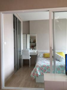 For RentCondoThaphra, Wutthakat : ✅ For rent The Parkland Taksin - Tha Phra, near BTS, size 33 sq.m., fully furnished and electrical appliances ✅