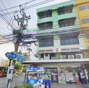 For SaleShophouseNawamin, Ramindra : For sale: 4-Story Shop House / Commercial Buildings at SaiMai34 BangKhen Bangkok including lessees