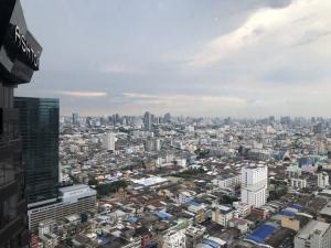 For RentCondoRama9, RCA, Petchaburi : Ashton Asoke-Rama9 best price in building! 081-400-3749