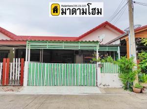 For SaleHouseAyutthaya : Phra Pin Village, 9 Rojana, Ayutthaya, Madame Home Ayutthaya, Ayutthaya House, Second Hand House, Ayutthaya 2nd hand house in Ayutthaya