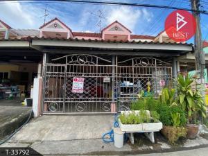 For SaleTownhouseSamrong, Samut Prakan : Townhouse for sale Feungfah Villa 11 Phase 3 Phraeksa Samut Prakan