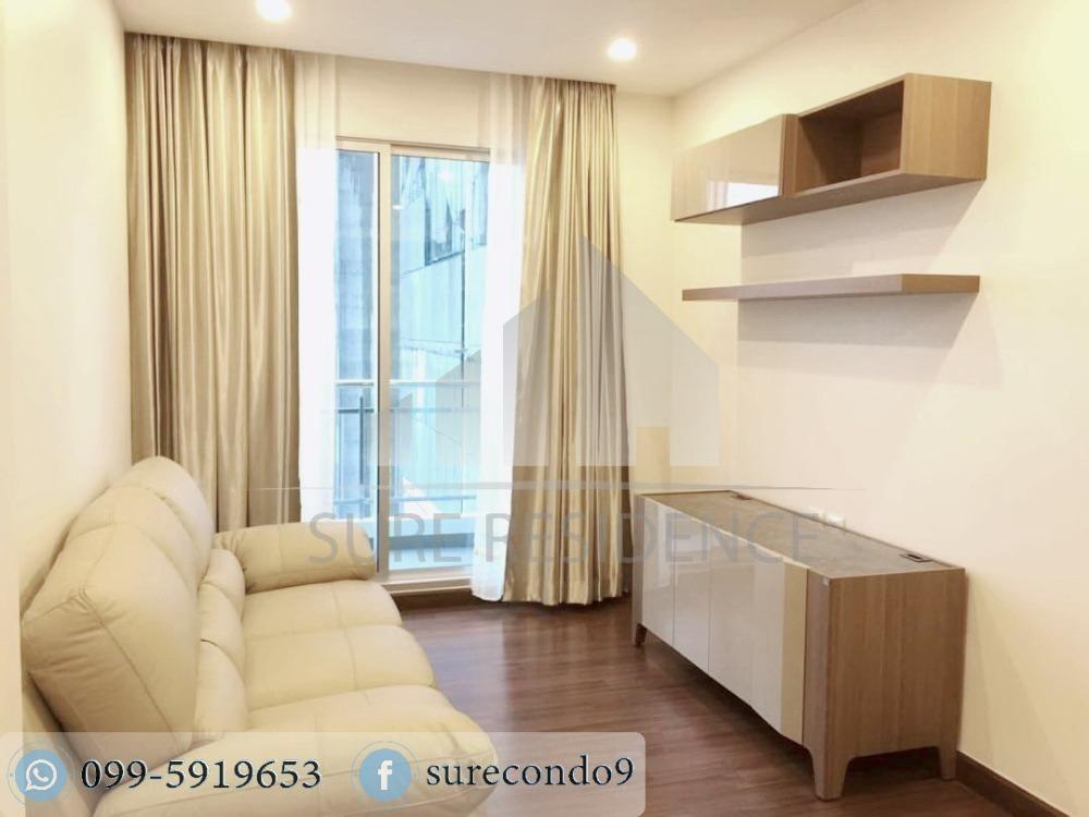 For SaleCondoSathorn, Narathiwat : 0079-A 😍 For SRLL ขาย 1 ห้องนอน🚄ใกล้ BTS สุรศักดิ์🏢ศุภาลัย ไลท์ สาทร-เจริญราษฎร์ Supalai Lite Sathorn-Charoenrat 🔔พื้นที่:49.00ตร.ม.💲ราคาขาย : 4,400,000.-บาท 📞นัดชมห้อง:099-5919653 ✅LineID:@sureresidence