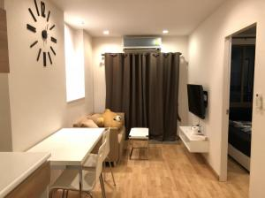 For RentCondoRama9, RCA, Petchaburi : @condorental for rent Casa Condo Asoke - Dindaeng, beautiful room, good price, ready to move in!!