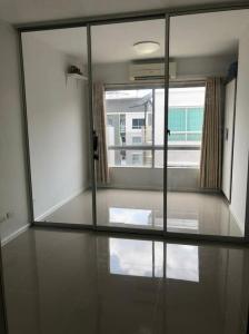 For SaleCondoLadprao101, The Mall Bang Kapi : Quick sale!!!! Plum Condo Ladprao 101 Studio room size 22.5 sq m with bedroom partition