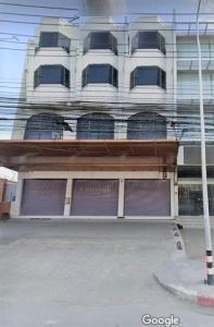 เช่าตึกแถว อาคารพาณิชย์นวมินทร์ รามอินทรา : ( 1 ) PK9 ให้เช่าโชว์รูมใหญ่ 4 ชั้นครึ่ง 3 คูหา ซอยรามอินทรา 89 ย่านรามอินทรา เหมาะสำหรับธุรกิจหลายประเภท