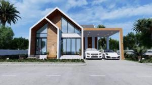 For SaleHouseKhon Kaen : ขาย บ้านเดี่ยว ไอโฮม บ้านหนองหลุบ ขอนแก่น ใกล้สนามบินขอนแก่น 140 ตารางเมตร