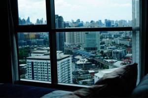 For RentCondoOnnut, Udomsuk : @condorental for rent Life Sukhumvit 48 near BTS Phra Khanong, beautiful room, good price, ready to move in!!