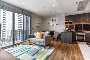 """For RentCondoSukhumvit, Asoke, Thonglor : ⚡️ Wide room, beautiful decoration, fully furnished, ready to move in """"Ceil by Sansiri"""""""