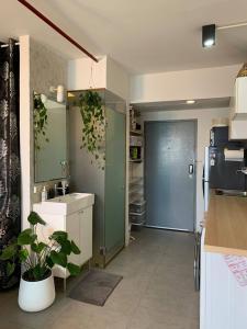 For SaleCondoRatchadapisek, Huaikwang, Suttisan : 🔥LP-78 Ratchada Orchid Condo, Suthisarn Winitchai Road, Huai Khwang, studio room, 30 sq m., 14th floor, fully furnished, budget not over 2 million