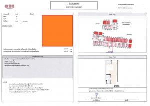Sale DownCondoOnnut, Udomsuk : Sale down payment Ikon Udomsuk price 1,290,000