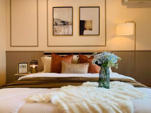 ขายคอนโดลาดพร้าว71 โชคชัย4 : ขายด่วน !! ห้องใหญ่ย่าน #ลาดพร้าว48 #40ตรม 1 นอน แต่งใหม่สวยพร้อมเข้าอยู่ จองวันนี้ เหลือเพียง 2.39 ล้าน