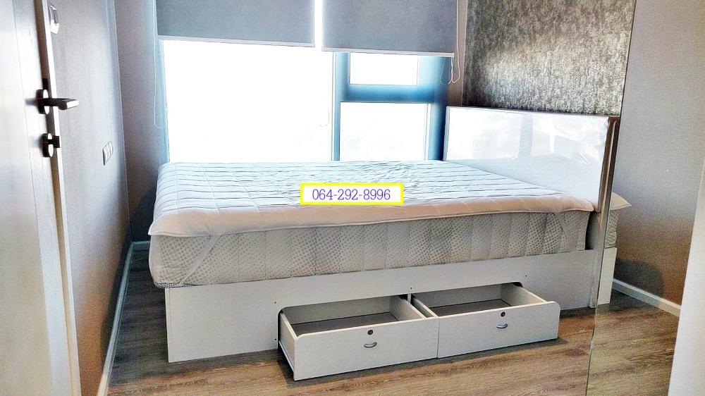 For SaleCondoSamrong, Samut Prakan : Condo for sale 1.79M. Kensington Sukhumvit-Thepha, 1 bedroom, 24 sq.m., last room!!