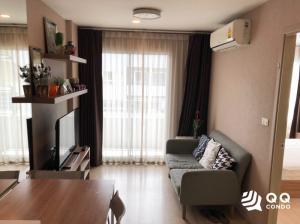 For RentCondoOnnut, Udomsuk : For rent  Elio Sukhumvit 64 - 1Bed , size 30 sq.m., Beautiful room, fully furnished.