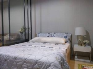 For RentCondoSamrong, Samut Prakan : Urgent rent, dropped room, very good price, minimal style room, Ideo condo, Sukhumvit 115