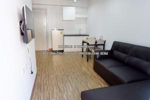For RentCondoNonthaburi, Bang Yai, Bangbuathong : #Condo for rent, The Iris Bangyai (The IRIS Bangyai), size 40 sq.m., Building A, 1st floor