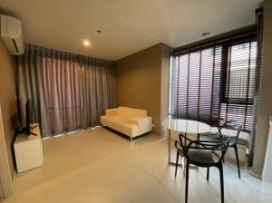 For RentCondoSukhumvit, Asoke, Thonglor : W0174# Condo Rhythm Sukhumvit 42 for rent (Condo Rhythm Sukhumvit 42), 9th floor, size 48 sq.m., rent 40,000 baht / month