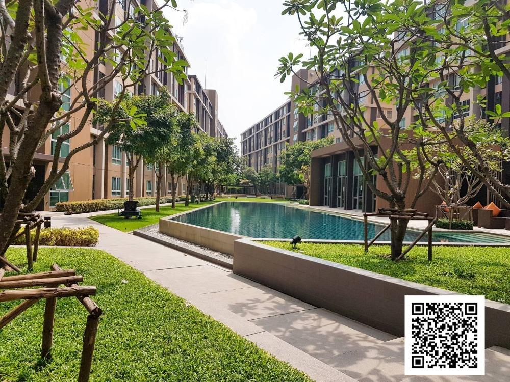 For RentCondoRangsit, Patumtani : ให้เช่า 🔥 ดี คอนโด รังสิต (D Condo Rangsit)   7,500บาท📌 เฟอร์ครบ+เจ้าของห้องใจดี