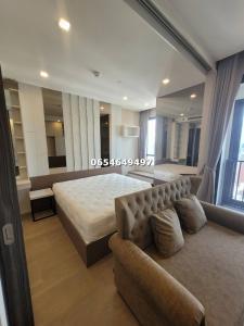 เช่าคอนโดสุขุมวิท อโศก ทองหล่อ : ให้เช่า Ashton asoke 1 ห้องนอน ราคา 25,000 บาท  สนใจติดต่อ 065-464-9497
