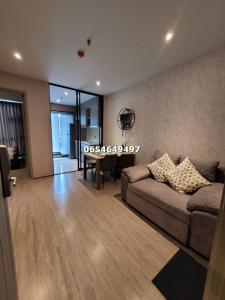 เช่าคอนโดสุขุมวิท อโศก ทองหล่อ : (For rent) Rhythm Ekkamai 1 bed 35 sq  Please contact 065-464-9497
