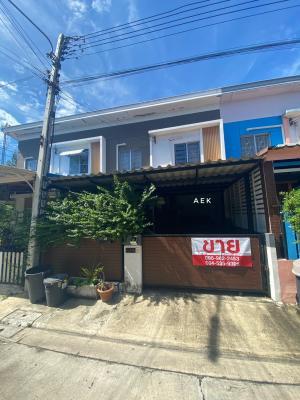ขายบ้านรังสิต ธรรมศาสตร์ ปทุม : ขายบ้านทาวน์โฮมพฤกษา64/2 พร้อมเฟอร์นิเจอร์  รังสิต คลองสาม
