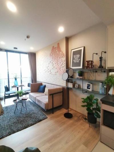 For SaleCondoSukhumvit, Asoke, Thonglor : Cheapest price! Oka Haus Sukhumvit 36, 1 bedroom, 35 sqm, price 3.89 million baht, new room, contact 0869017364