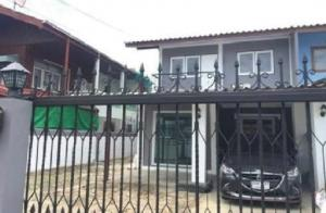 For RentHouseNawamin, Ramindra : For Rent: 2 storey detached house for rent, Soi Ramintra 34, beautiful house, fully furnished, fully furnished, 2 air conditioners, can park 3-4 cars, can live or can be a registered office.